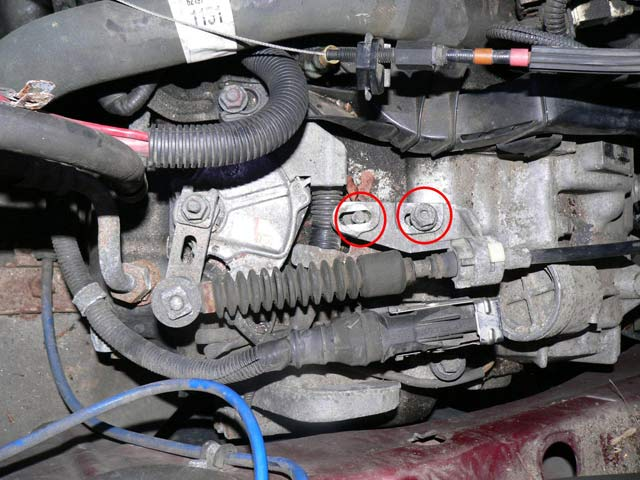 Volvo 850 Transmission Replacement Tutorial