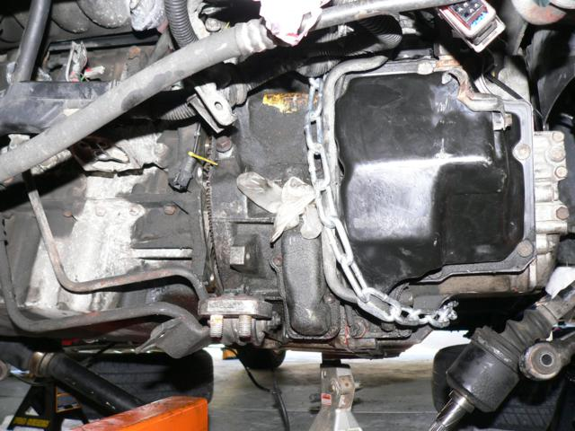 Volvo 850 Transmission Replacement Tutorial - Volvo Forums