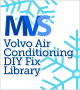 Air Conditioning Volvo diagnose, fix, recharge, DIY!