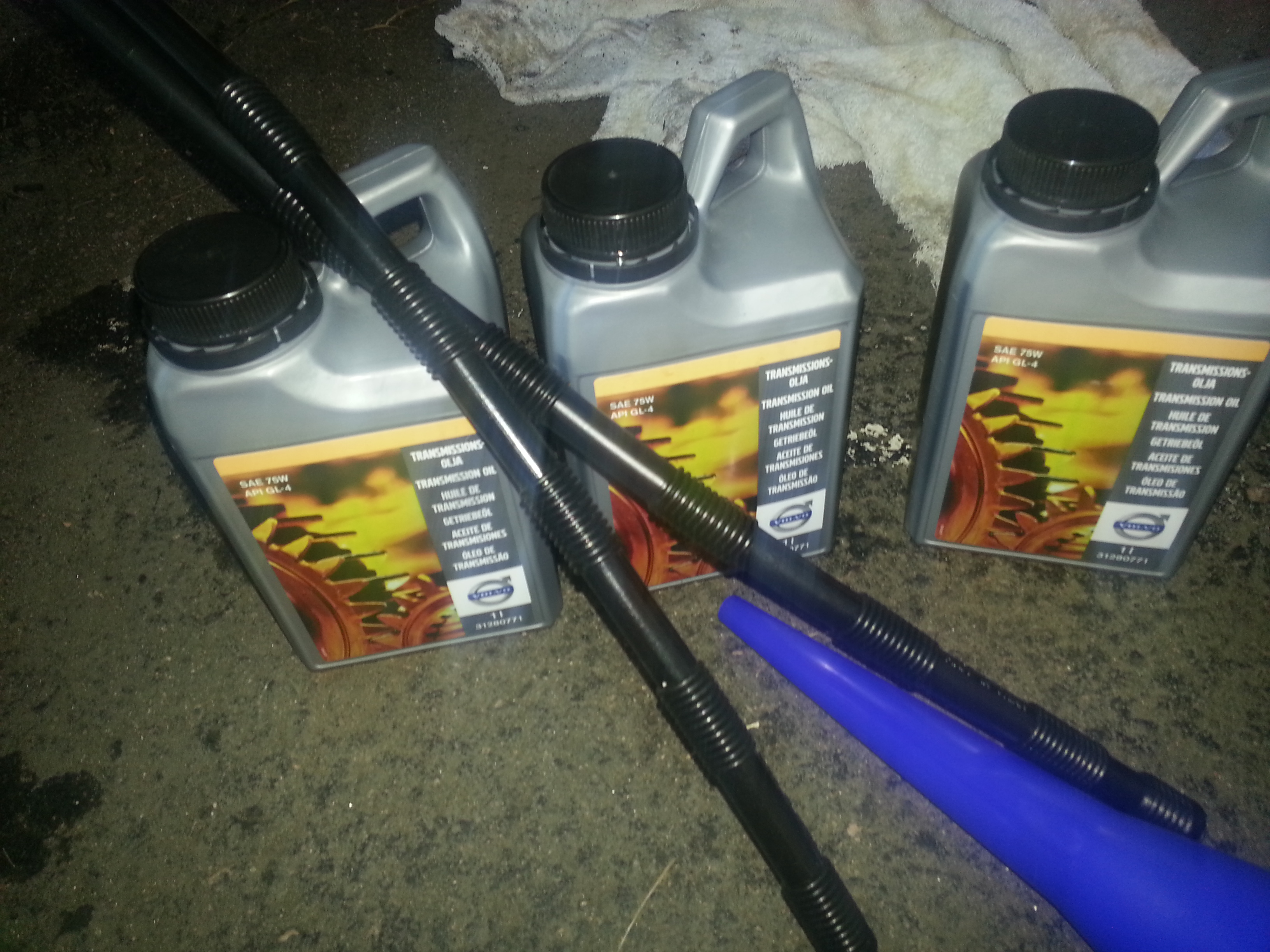 how often to change manual transmission fluid