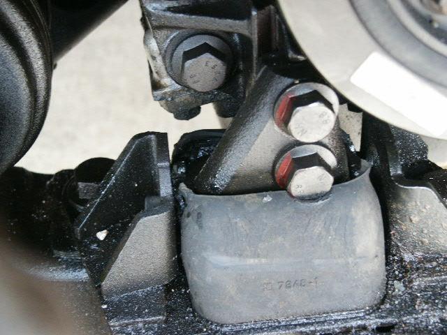 850  s70  v70  v70xc front  rear motor mounts tutorial