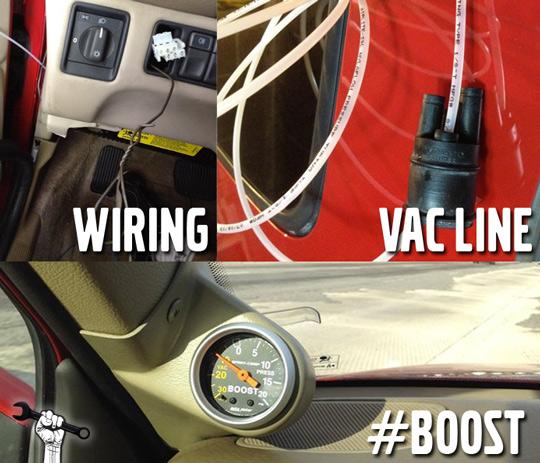 S70 DIY Boost Gauge Install Complete Guide