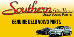 Southern Vo Vo sells genuine used Volvo parts