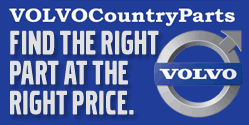 Volvo Country sells genuine Volvo parts