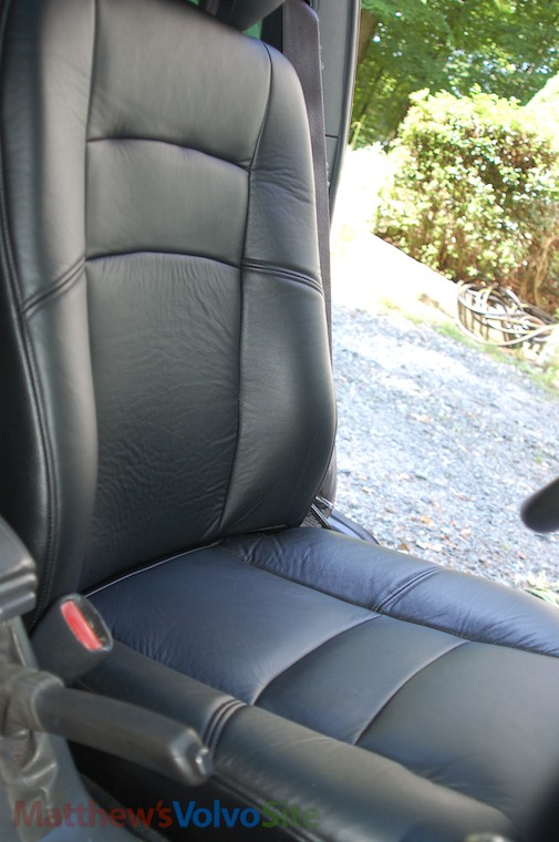 Prime Replaced Drivers Leather Seat Cover 98 V70 Volvo Forums Alphanode Cool Chair Designs And Ideas Alphanodeonline