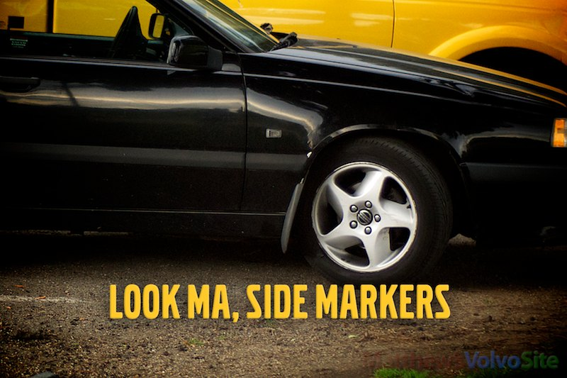 Side Marker Light Installation DIY