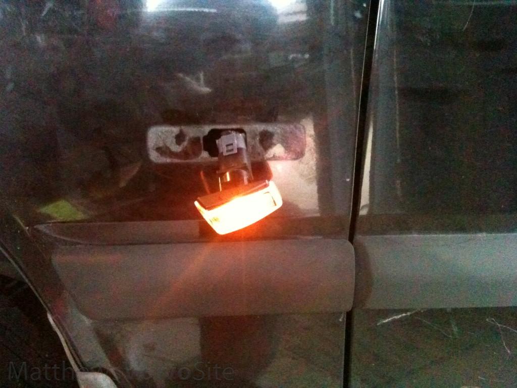 Side Marker Light Installation Diy Wiring Harness Volvo 240 Image