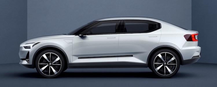 Possible Volvo EV