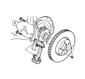 XC90 Rotor Change-Install Instructions