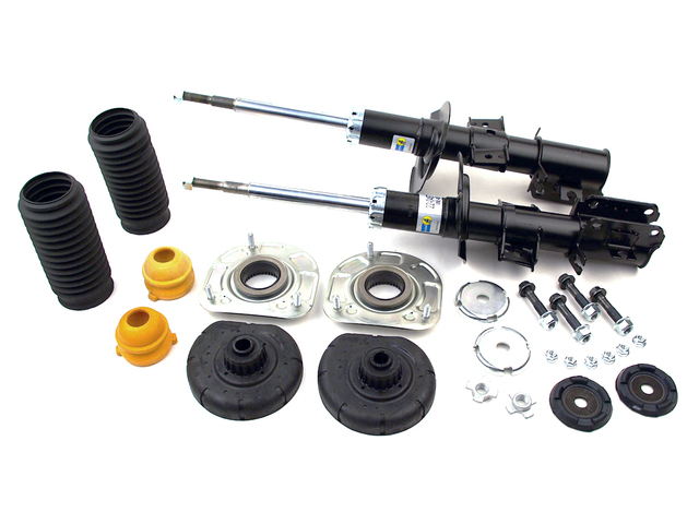 Project: Volvo V70 Front Strut Replacement