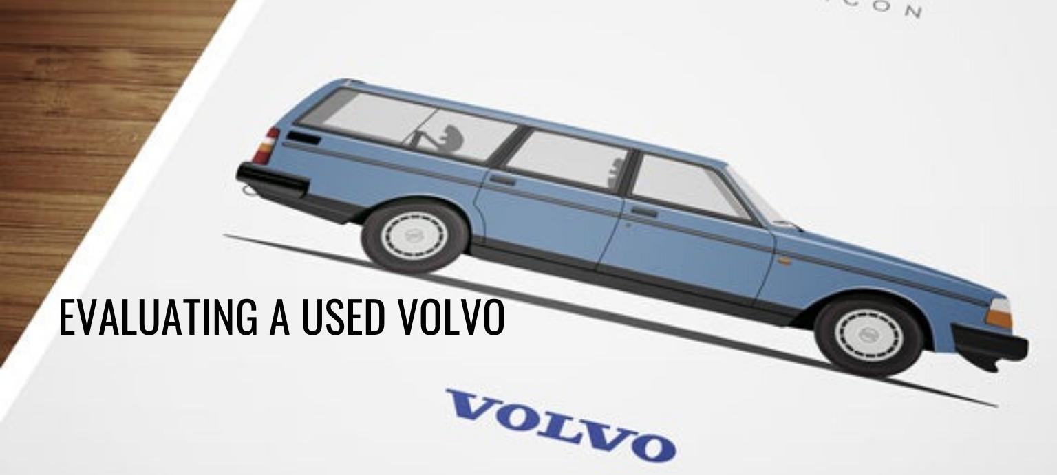 Used Volvo 5 -