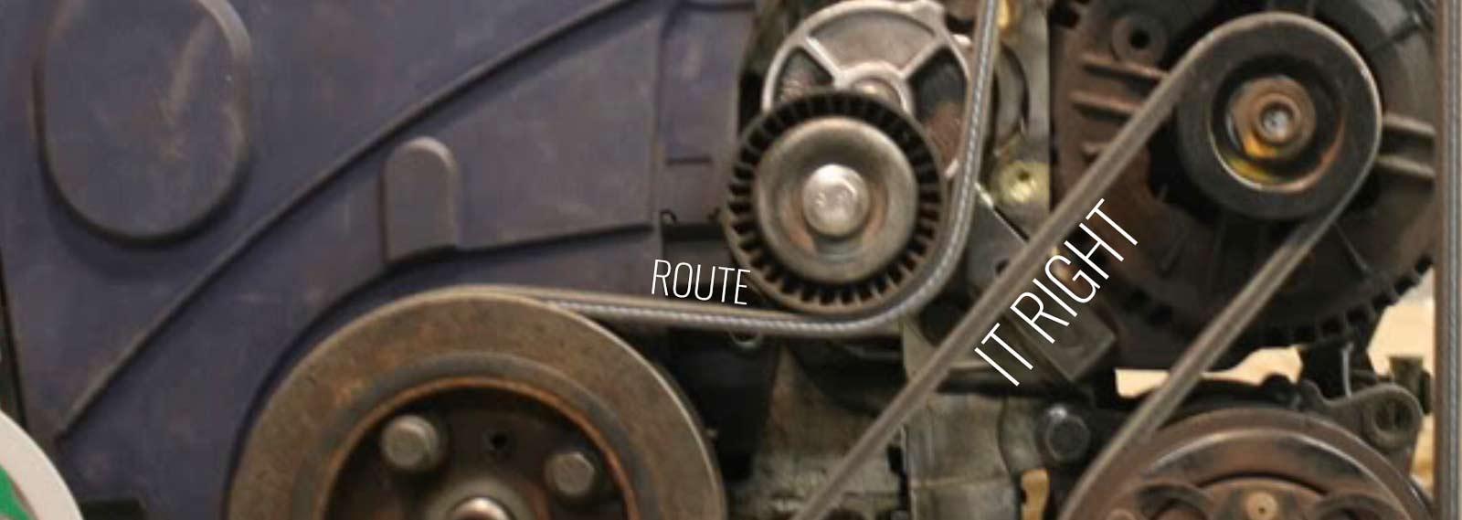 Belt Route -