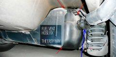 S70 Fuel Vent Hose Fix -