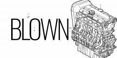 S60 Blown Engine -