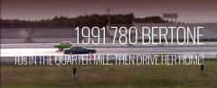 Matt Arrudas 1991 Volvo 780 Bertone