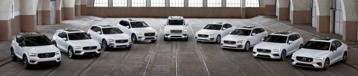 Volvo Lineup -