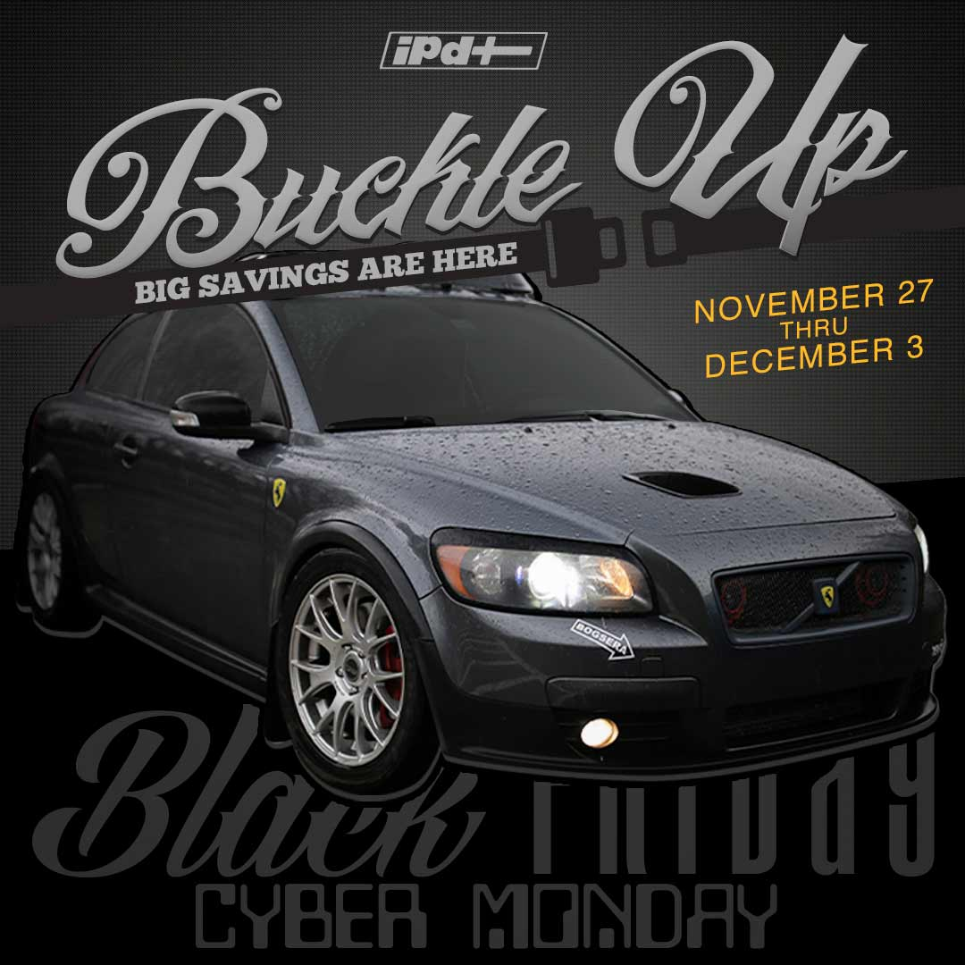 Black Friday IPD Volvo parts