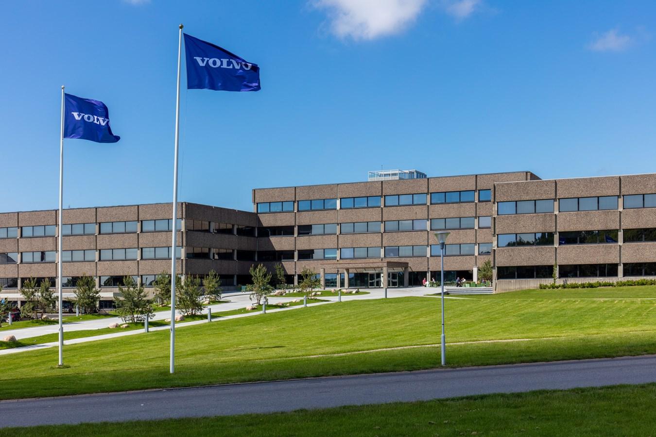 Volvo Corporate -