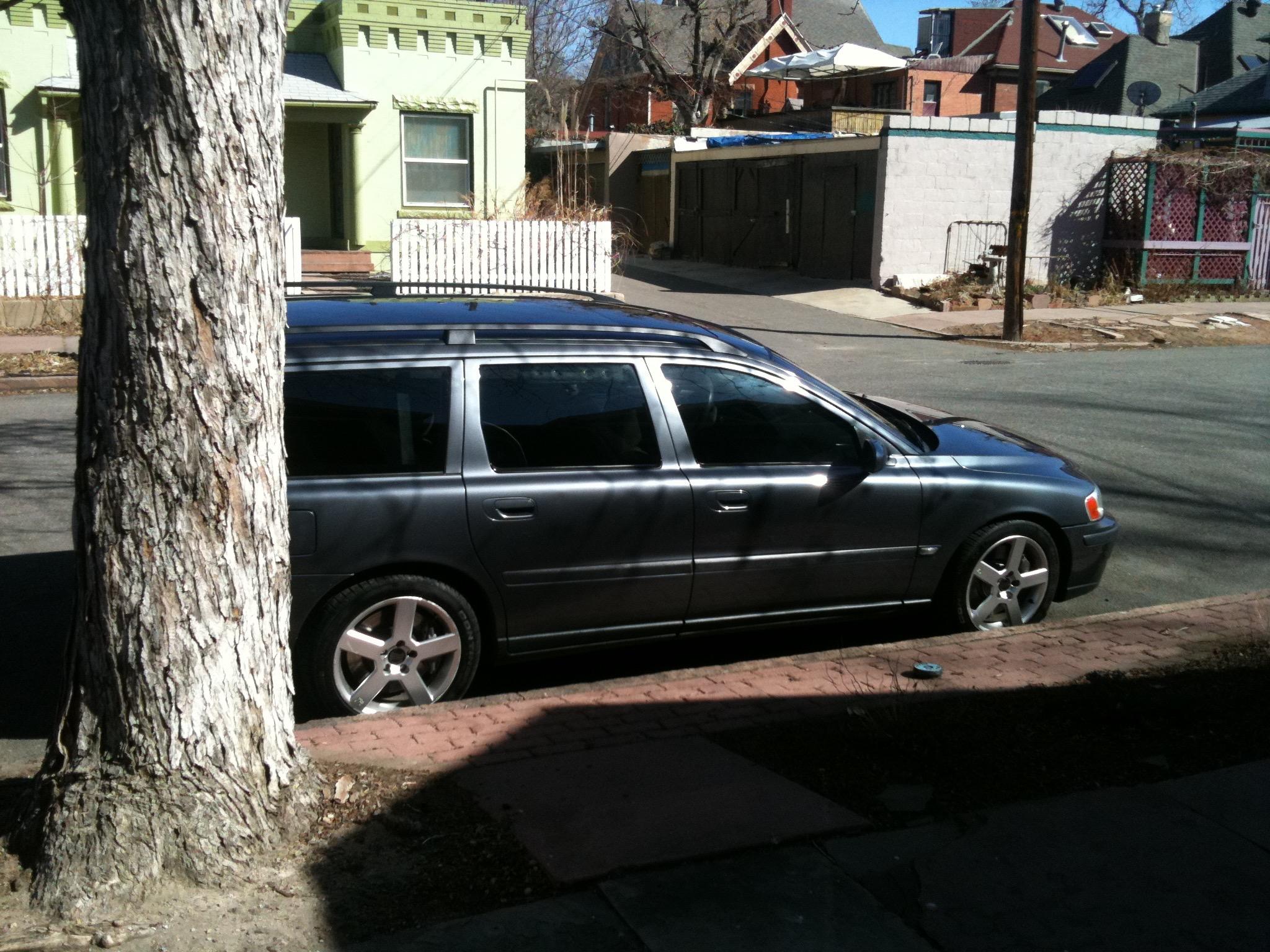 Img 2813 -   2004, R, V70 R, Volvo, wagon