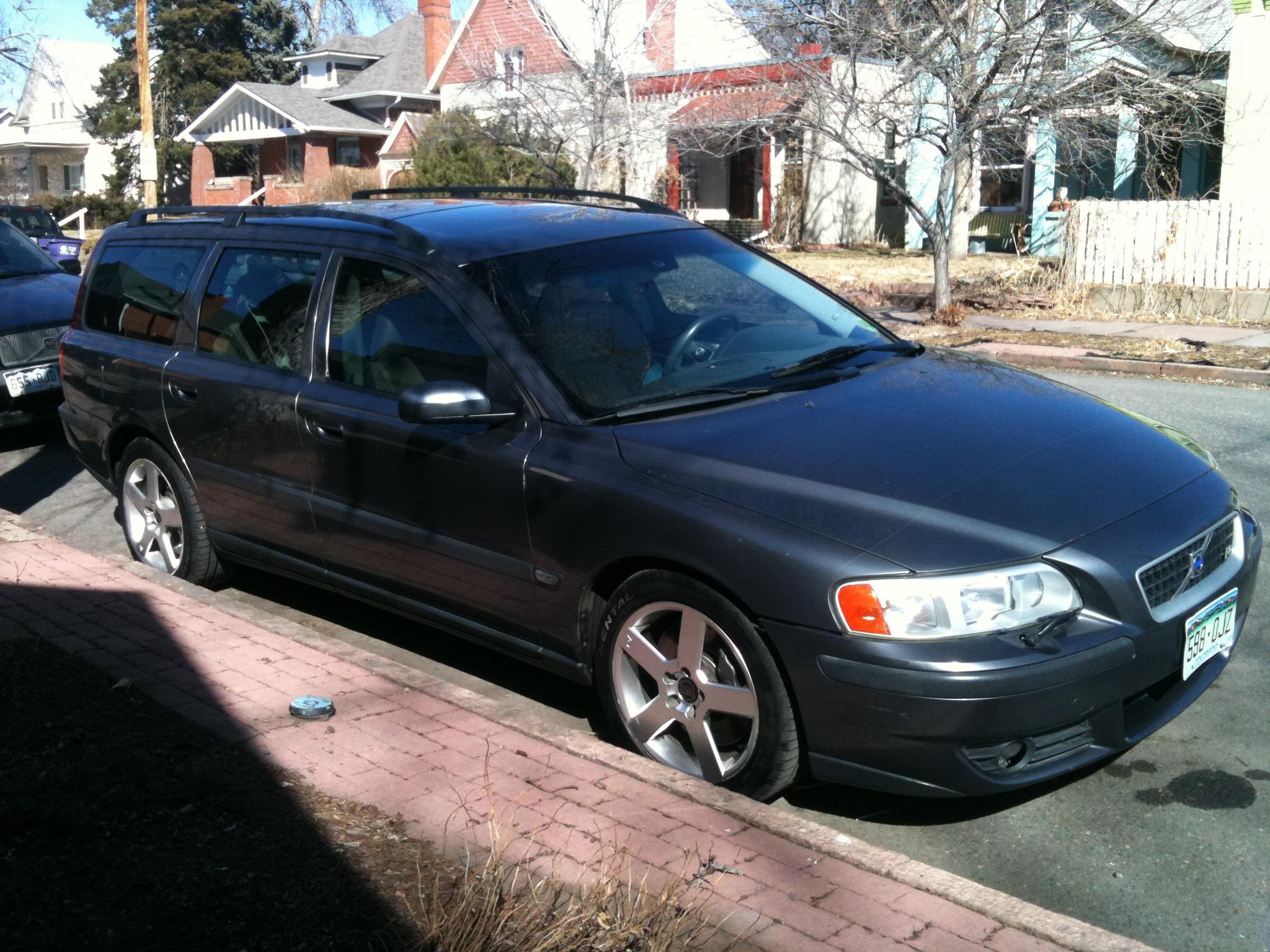 2004, R, , Volvo, wagon