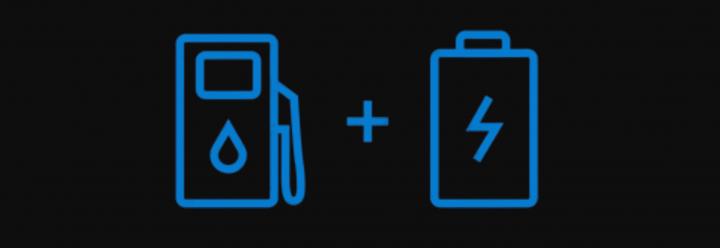 Mild Hybrid Icon -