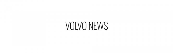 Volvo News -