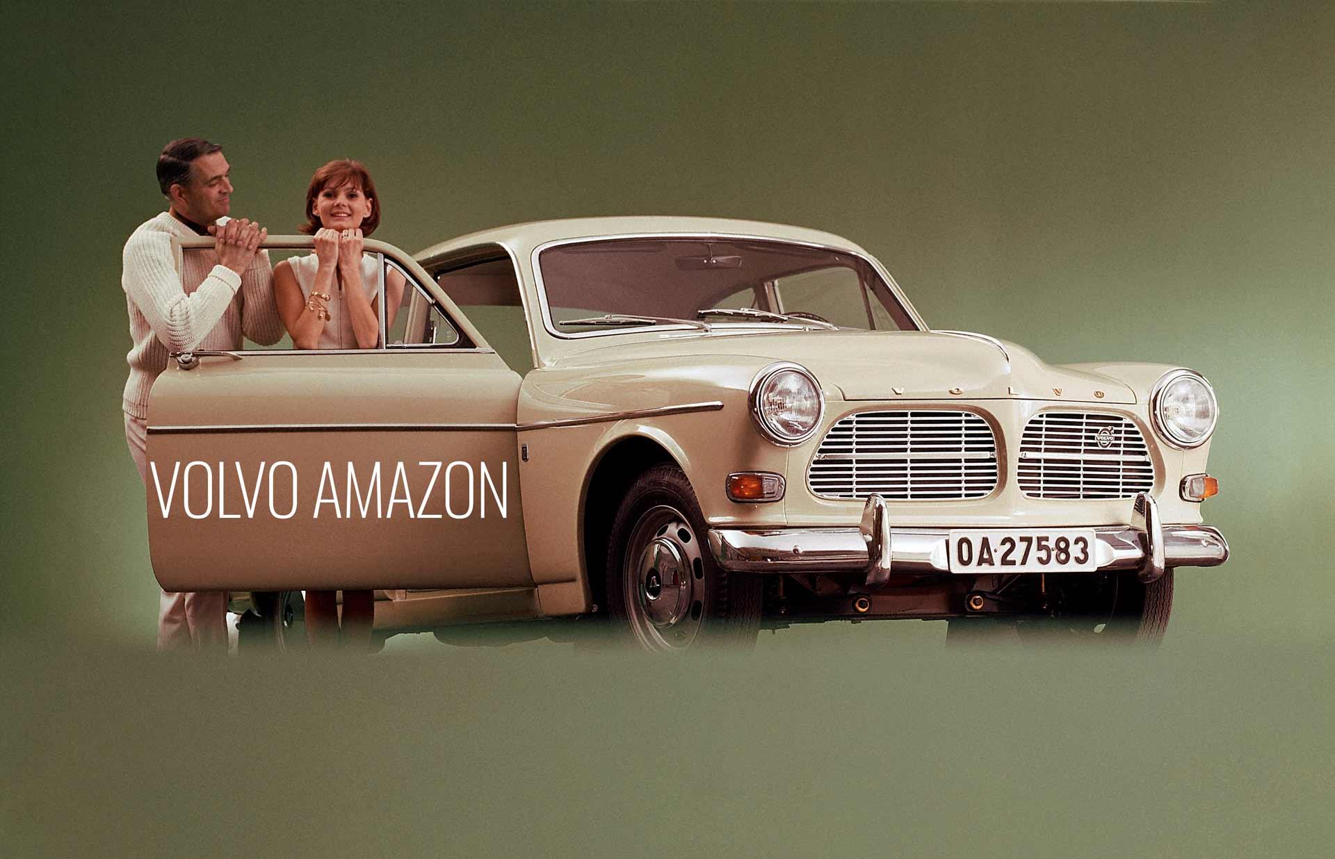 Volvo Amazon -