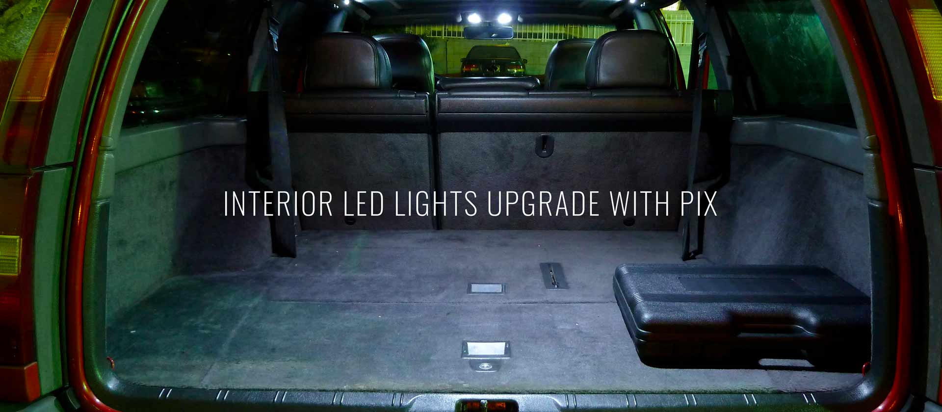 Interior Led Lights Upgrade With Pix -