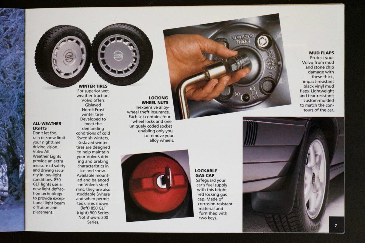 1993 850 Dealer Installed Options 8 1