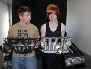 Upgrading a non-turbo 850