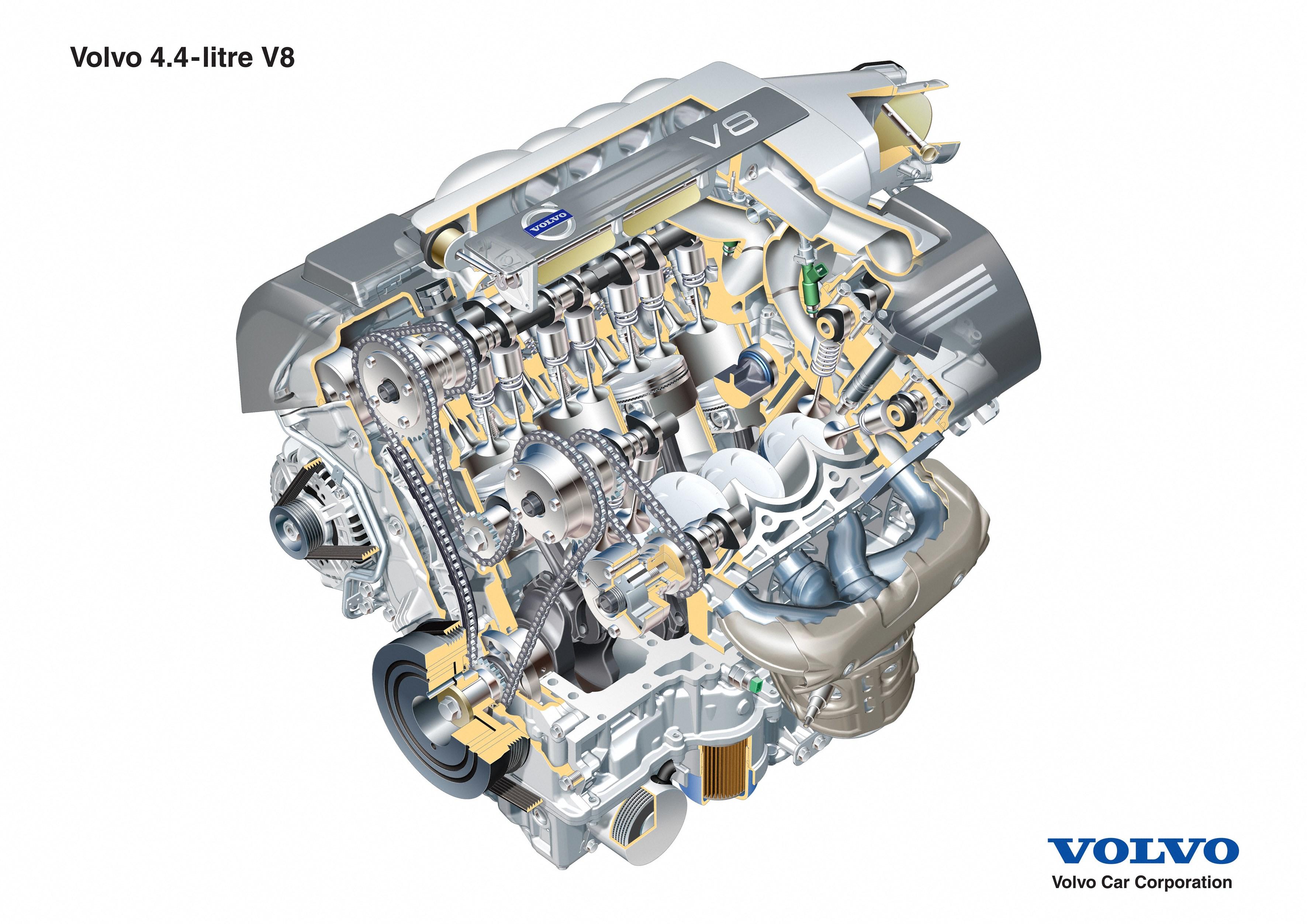 circa 2007 Volvo XC90 V8