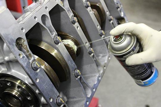 ARD's bare metal S70 build photo 18