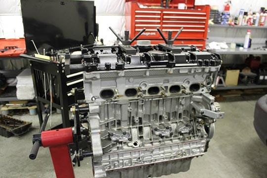 ARD's bare metal S70 build photo 24