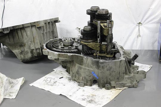ARD's bare metal S70 build photo 33