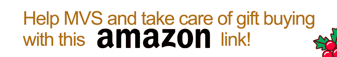Help MVS and take care of gift buying with this Amazon link!