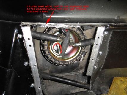 fuel pump replacement 14 - Fuel Pump Replacement DIY V70XC