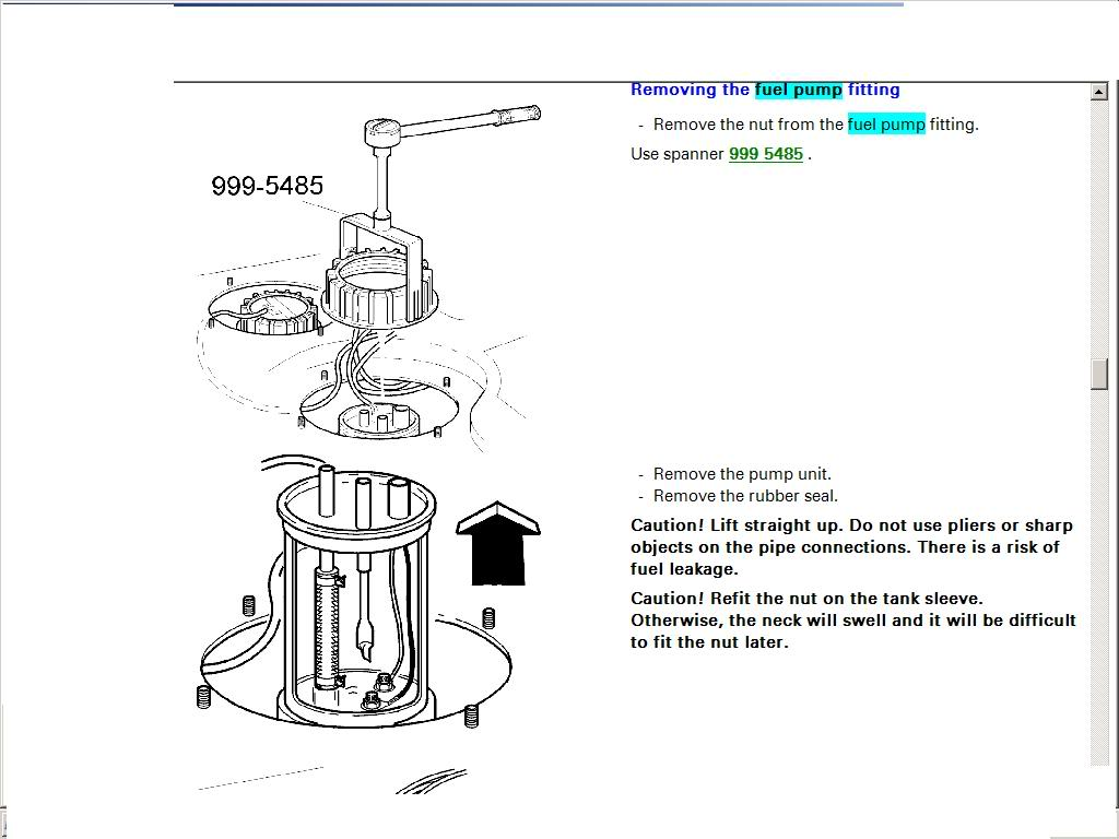 fuel pump vadis how to remove volvo fuel pump 2005 volvo xc90 fuel pump wiring diagram at webbmarketing.co