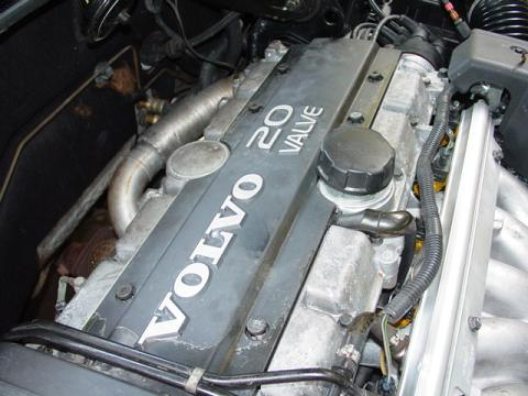 head gasket head cover - How To Replace The Head Gasket On A Volvo 850