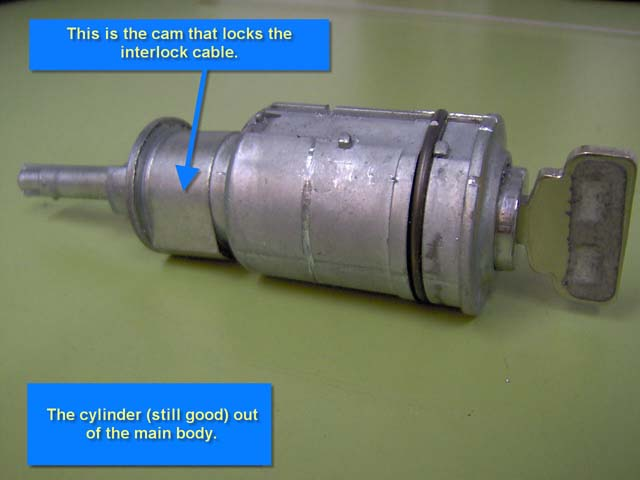 Ignition Lock Cylinder Replacement >> Ignition Lock Cylinder Replacement