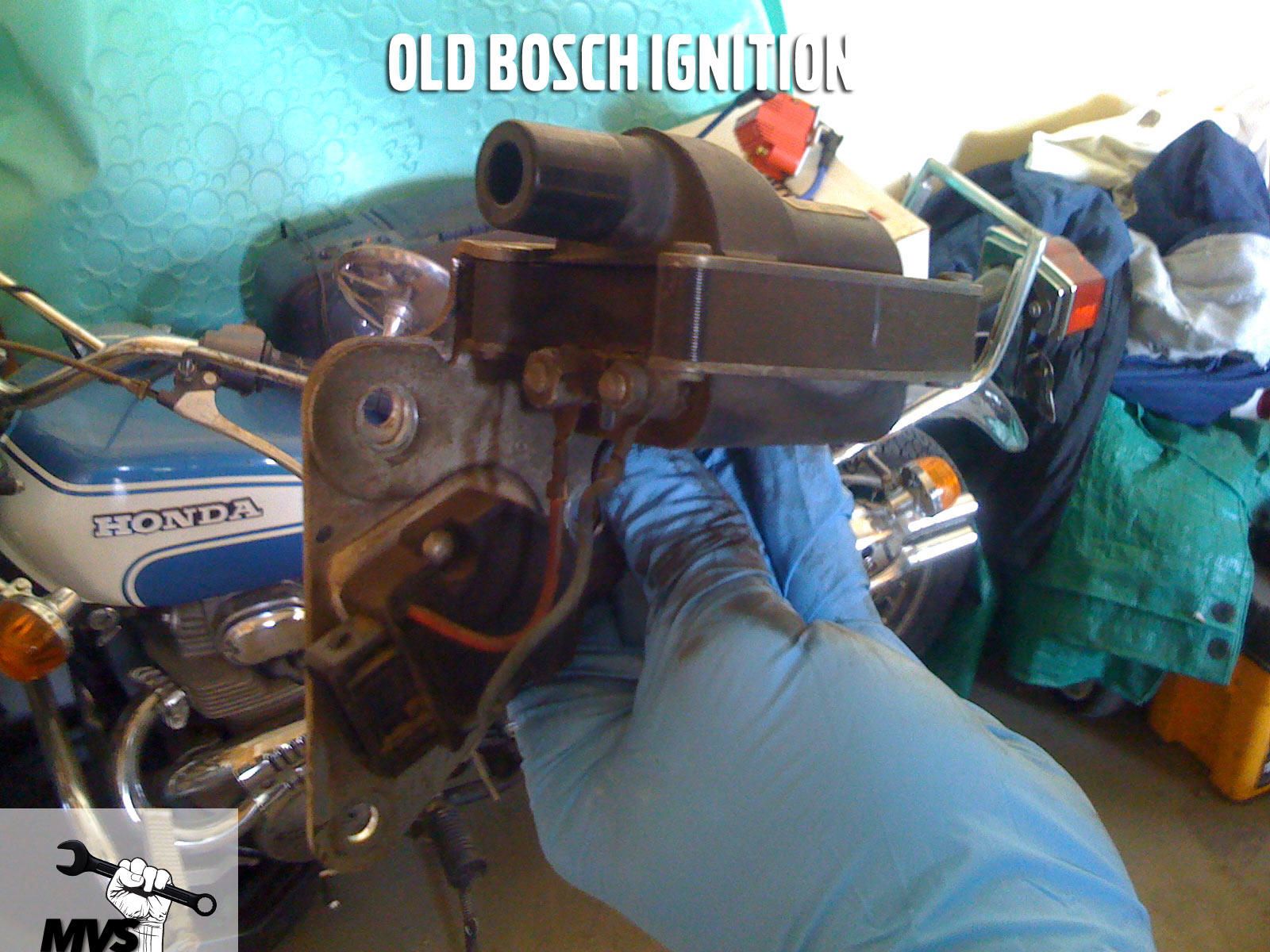How Much Are Spark Plugs >> MSD Ignition Coil Install Photos | Matthews Volvo Site ...