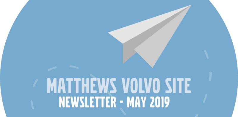 May 2019 MVS Newsletter