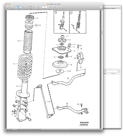 The documents, including images, are fairly high resolution. High enough for a service manual.