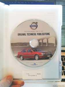 Original Technical Publications 850 DVD Cover