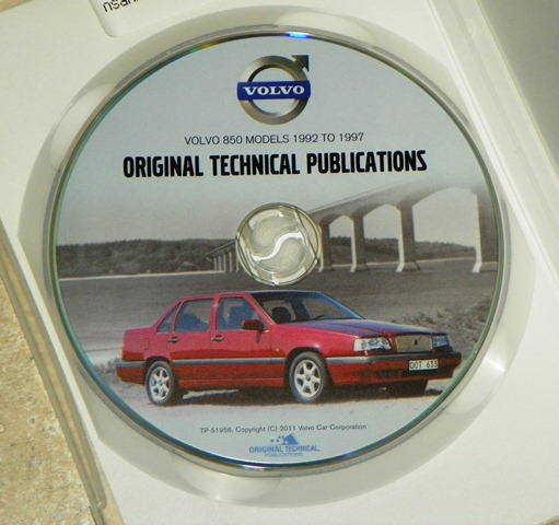 volvo repair manual cd roms mvs rh matthewsvolvosite com 1999 Volvo S80 Engine 1999 Volvo S80 Parts