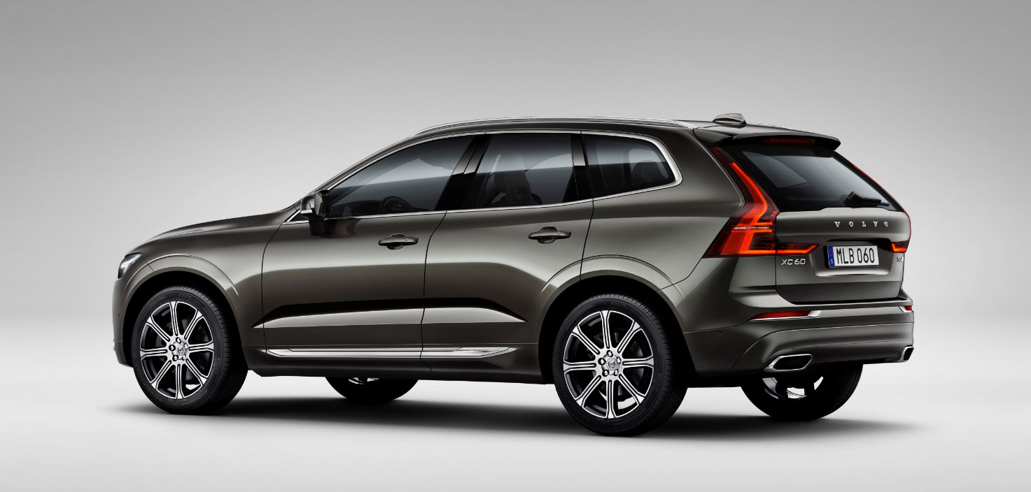 The New XC60 is Here