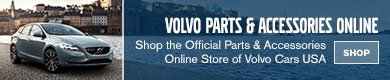 Genuine Volvo Parts Online From Your Local Dealer