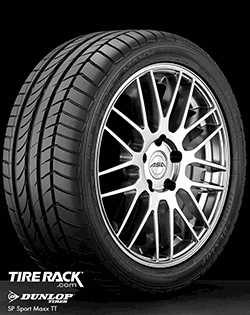 Dunlop performance tires
