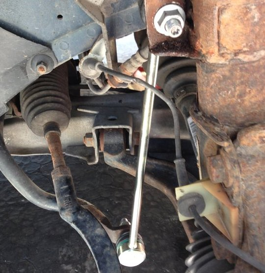 1999 V70 T5 Sway Bar Link Replacement W Pix Matthews