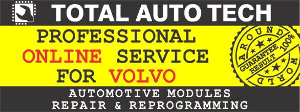 Volvo modules repair and programming