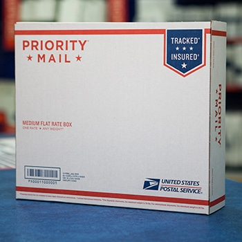 usps priority mail flat rate - Volvo Delta Link Tool - Big Blue Loaner